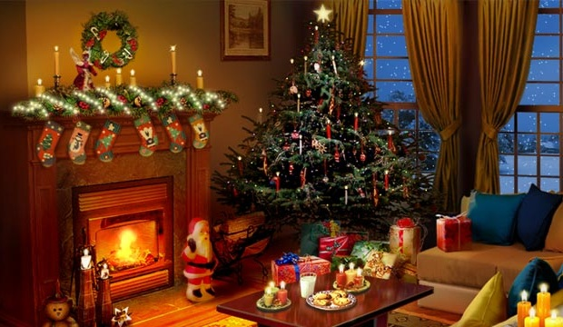 Christmans Tree Wallpaper Free Download